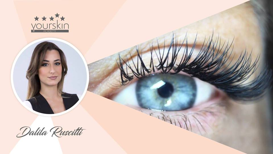 Corso Lashes Extension One to One - Febbraio 2018