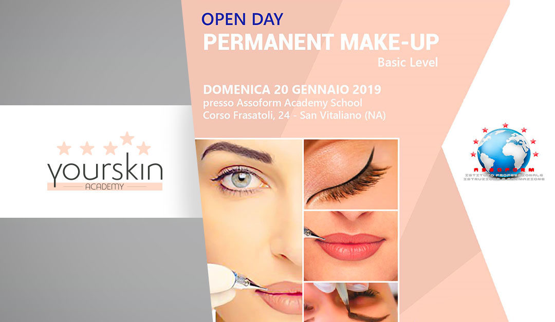 Open Day Permanent Make-Up Basic Level