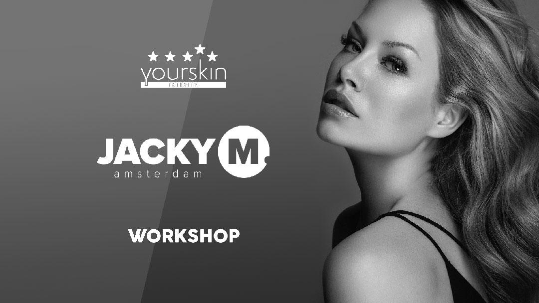 Workshop gratuito sui trattamenti ciglia firmati Jacky M Amsterdam - Napoli 10/06/2019